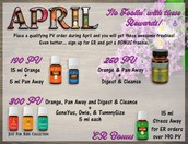 April Essential Rewards are amazing!