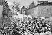 Taiping uprising in China - 1850-1864