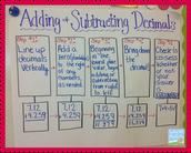 Adding Decimals Lesson 2-7 & 2-8