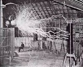 Nikola Tesla and the Tesla coil