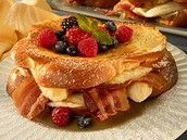 Our owner Mandy's favorite breakfast dish.