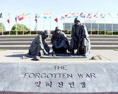 Memorial for The Korean War