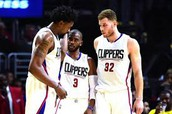 3 of the best player of the los angeles clipper