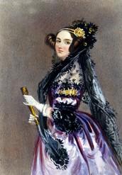 1815 Augusta Ada King, Lady Lovelace is Born