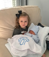 Britten has a new baby brother !
