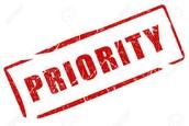 10. Prioritize!