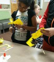 CES students celebrate Dr. Seuss!