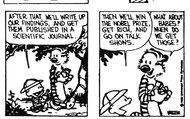 Calvin and Hobbes: Part 2