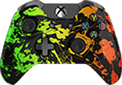 Xbox 1 Rasta Modded Contollers