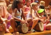W. CHE CARTAFALSA, Drumming