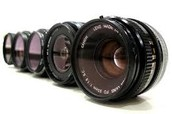 We create the highest quality camera lens