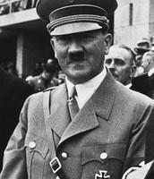 Hitler's motives.