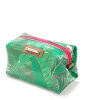 Perfect makeup or toiletry bag- completely spill proof and wipeable