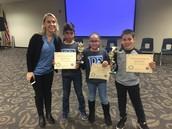 Congratulations Zaid, Daniela, and Gerardo.