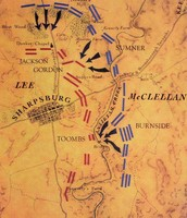 Battle Map of Antienam
