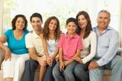 La familia moderna