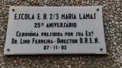 Agradecimentos á Direcção do Agrupamento De Escolas Fontes Pereira Melo / Coordenação Escola Maria lamas, Porto