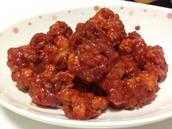 양념치킨(yangnyeom Chicken)