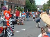 Parade Time!