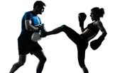 Muay Thai front kick/push kick