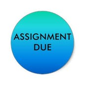 What assignments are due by Sunday, Dec. 14th الواجبات