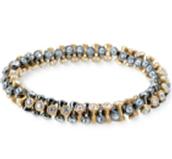 Vintage Twist Bracelet - Gold S/M