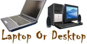 Whats the difference between a computer and a laptop?