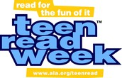 Teen Read Week - October 8-14