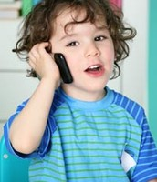 Do kids, at the age of 6, have a legit need for a cell phone?