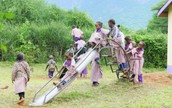 Rhema Staff Sponsoring a Child from Tumaini