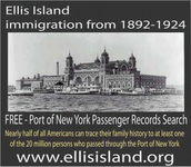 Come learn and explore what immigration was like for our families!