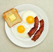 El desayuno favoritas