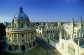 Visit to Lincoln  & Brasenose Colleges Oxford