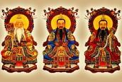 Taoist gods