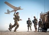 Army drones