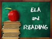 ELAR: It's All About Reading, Writing, Speaking and Listening!