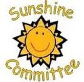 Great Things are Happening because of the Sunshine Committee!