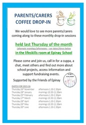 COFFEE DROP-IN