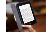 It's easy to check out a Kindle