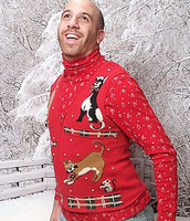 Attire: Ugly Sweater Contest