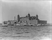 Social/Cultural - Ellis Island