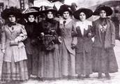 Women before the war