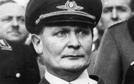 Nazi official Hermann Goering