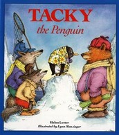 Literacy- Author Study and Penguins