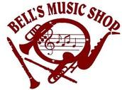 Bell's Music Shop