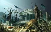 Poseidon's palace