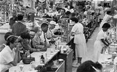 Lunch counter sit-ins