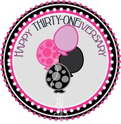 Happy Thirty-One Anniversary!!!