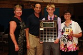Patrick Karamitros Award