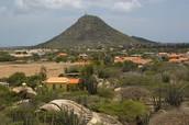 Hooiberg Mountain Aruba